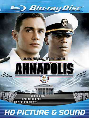 ANNAPOLIS BY FRANCO,JAMES (Blu-Ray)